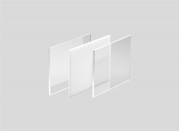 Acrylglas XT farblos (PMMA) Platte